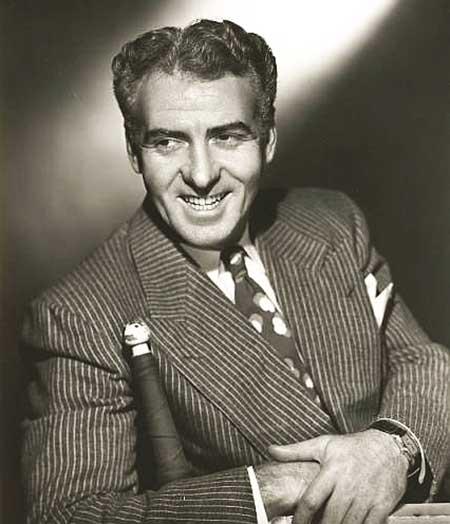 Catherine Faylen's father Frank Faylen