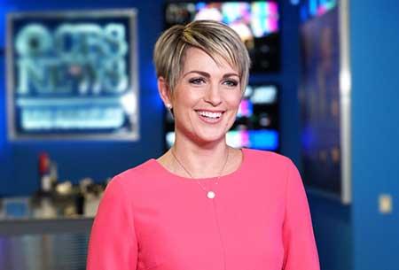 CBS News correspondent Jamie Yuccas