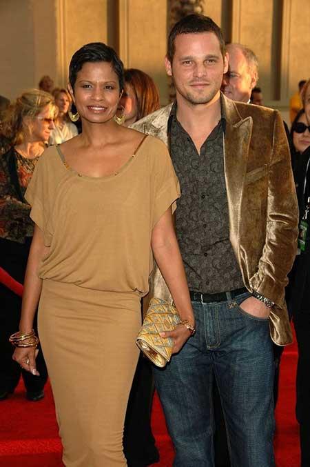 Keisha Chambers and her husband Justin Chambers