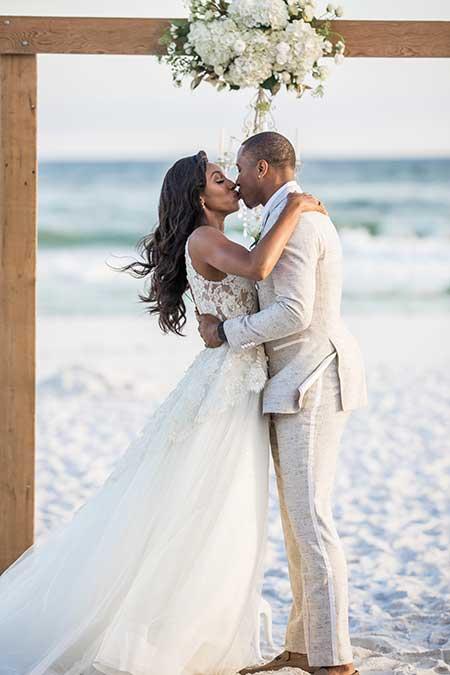 Maria Taylor married Rodney Blackstock