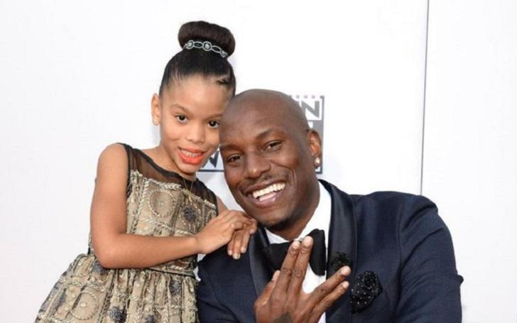 Shayla Somer Gibson-Who Tyrese Gibson's Daughter Lives with after Parents' Divorce