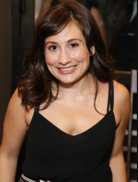 Lucy DeVito attends the Broadway Opening Night performance of The Roundabout Theatre Company production of 'Time and The Conways' on October 10, 2017, at the American Airlines Theatre in New York City. | Source: Getty Images.