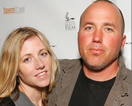 Cathy Goodman and Matt Goodman in 2006