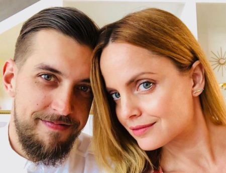 Michael Hope and his actress wife, Mena Suvari struggled having a baby of their own