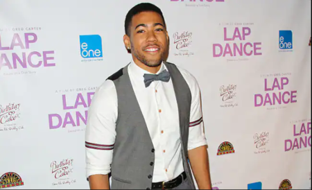 """Actor Kevin Mimms attends the Los Angeles premiere of """"Lap Dance"""" at ArcLight Cinemas. Photo: Paul Archuleta Source: Getty Images Read more: https://yen.com.gh/186224-kevin-mimms-10-quick-facts-jake-state-farm.html"""