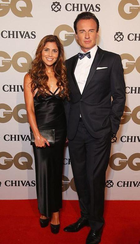 Kelly Paniagua married her husband, Julian McMahon in 2014