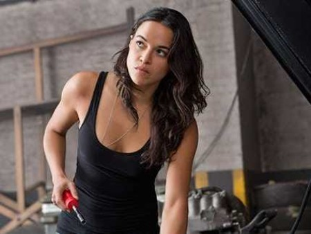 Michelle Rodriguez married