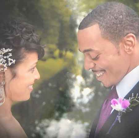 Sheana Lee and RonReaco completed 10 year as husband and wife in 2020