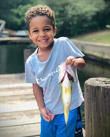 Sheana Freeman's son Jaxson Lee