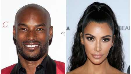 Kim Kardashian called Tyson Beckford gay
