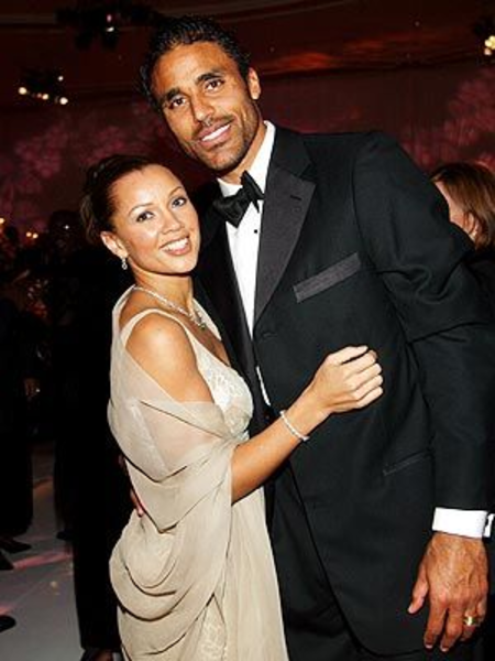 Rick Fox and his ex-wife, Vanessa Williams share a daughter named, Sasha