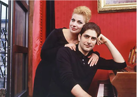 Victoria Chlebowski married the Sopranos star, Michael Imperioli and has three children with him