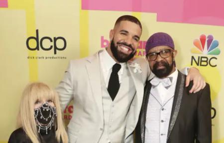 Drake's parents, Sandi and Dennis Graham