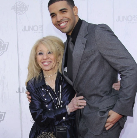Drake's mother, Sandi Graham