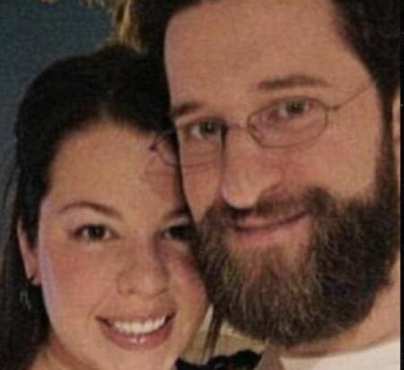 Jennifer Misner and her late ex-husband, Dustin Diamond