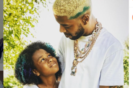 Kid Cudi was ordered to give up the custody of his daughter Vada Wamwene Mescudi to her mother Jacquelin Munyasaya