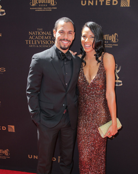 Ashley Leisinger and Bryton James were married from 2011 to 2014