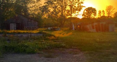 Denise Boutte's Grandparents barn