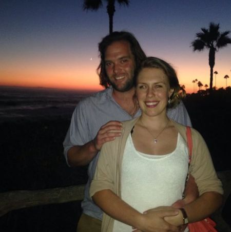 Cydney Cathalene Chase With Her Husband Ryan Bartell Are Married For Years
