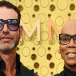 Georges LeBar married the Drag Queen star, RuPaul in January 2017