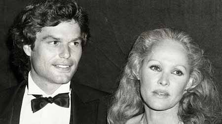 Dimitri's parents Harry Hamlin and Ursula Andress
