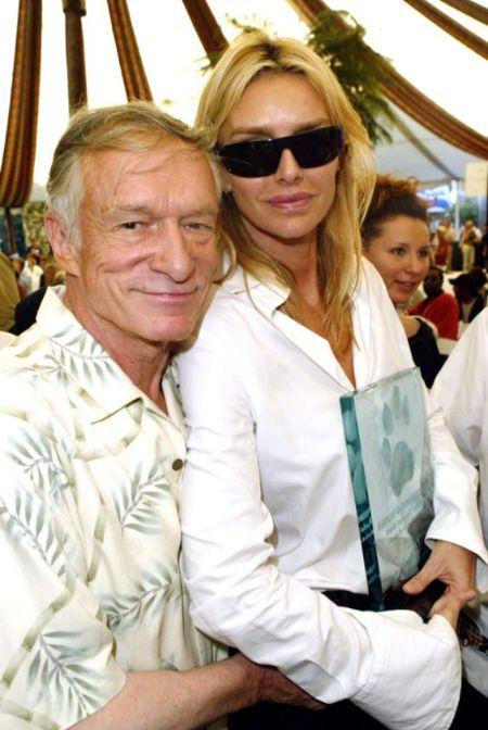 Marston Hefner's Parents Hugh Hefner & His Former Wife Kimberley Conrad Hefner