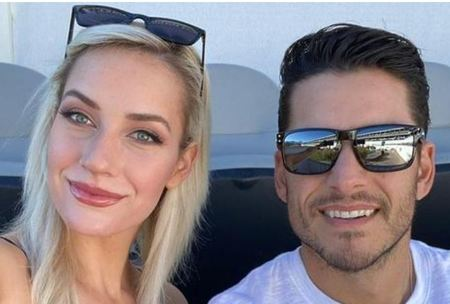Paige Spiranac married former pro baseball player in 2018. The couple got engaged in 2016 in Dubai