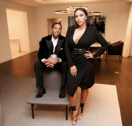 Cadence Bridges' parents, Ludacris and Eudoxie