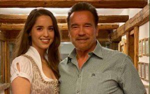 Christina Schwarzenegger – Insights into Arnold Schwarzenegger's Second Child