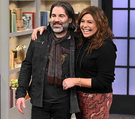 Rachael Ray and her husband don't have any kids