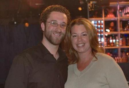 Jennifer Misner and Dustin Diamond married in 2009