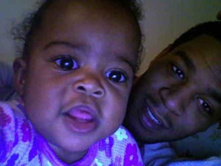 Vada Wamwene Mescudi is the daughter of rapper Kid Cudi
