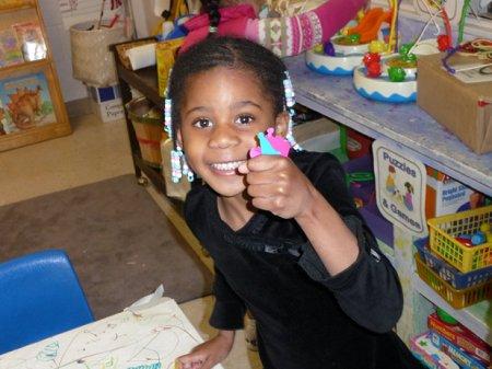 DMX's daughter Praise Mary Ella Simmons