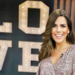 Karina Banda is the host of Falling In Love or Enamorándonos. She is also the wife of actor, Carlos Ponce. The couple married in July 2020. Her ex-husband is Douglas Rigg.