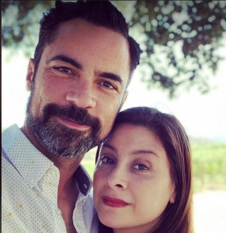 Mayans MC actor, Danny Pino and his wife Lilly Pino are parents to two sons