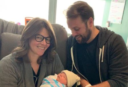 Matthew Moria Rivera who is known for his work in NBC's Meet The Press is married to Kasie Hunt with whom he shares a son