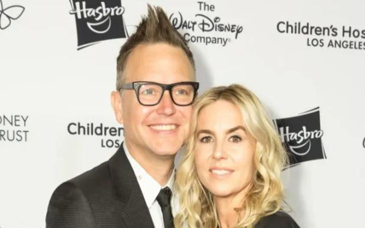 Who Is Mark Hoppus' Wife Skye Everly? Untold Facts About Her