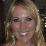 Tony Randall's wife Heather Harlan