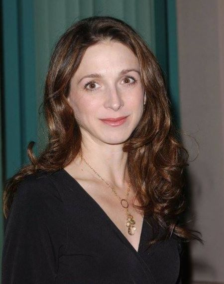 Two and a Half Men Actress Marin Hinkle