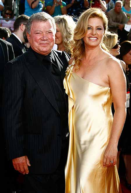 Elizabeth Shatner and William Shatner were married for nearly two decades